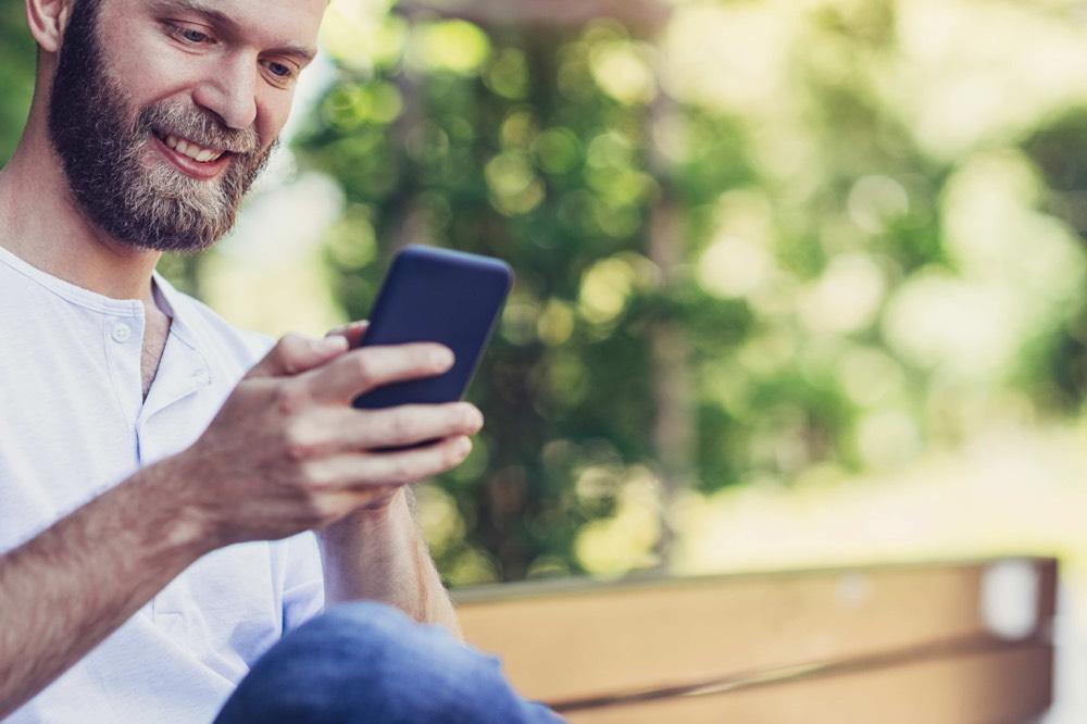 Få en SMS om driftsforstyrrelser