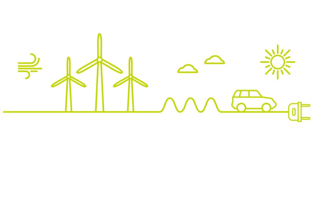 Til alle erhvervskunder – Vælg en grøn profil og spar på din elregning