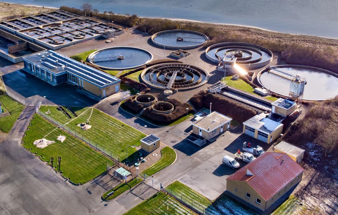 Struer Energi Spildevand indgår i den nationale overvågning af COVID-19 smitten